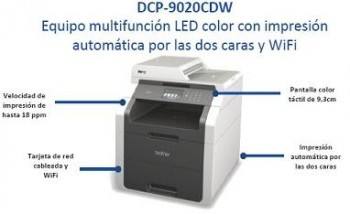 BROTHER DCP-7025 MULTIFUNCION