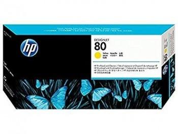 CABEZAL HP 80 1050C AMARILLI C4823A