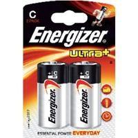ENERGIZER BLISTER 2 PILAS ULTRA PLUS LR14C REF. 624679