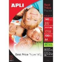 APL P100H PAP.FOTO INK.BRI A4140G.11804