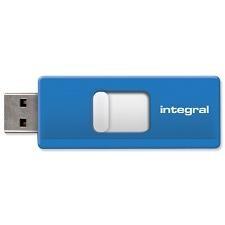 MEMORIA USB SLIDE 4GB AZ