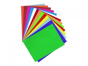 SUBCARPETAS PAPEL A4 COLOR 80GR.