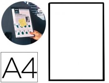 BOLSA DE 5 FUNDAS MAGNETICAS A4