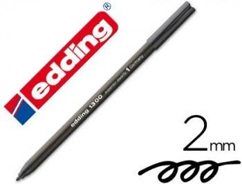 .ROTULADOR PUNTA FIBRA EDDING 1300