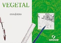 BLOC 50H PAPEL VEGETAL A4+ 040-0714