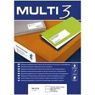 ETIQUETA 210X148 100H. MULTI-3 475