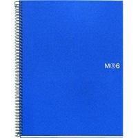 MIQ CUAD NB6 BASIC 5X5 A5 AZUL 2829