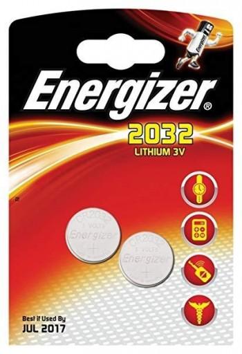PILA ENERGIZER CR2032 (2UD)
