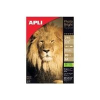 PAPEL APLI PHOTO 175GR 50H BRI