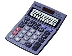 CALCULADORA CASIO MS-120ER