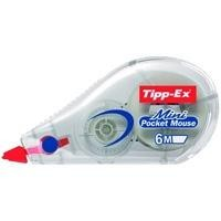 CORRECTOR CINTA TIPPEX  MINI POCKET MOUSE