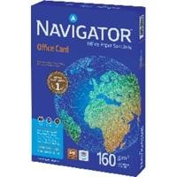 PAPEL NAVIGATOR OFFICE CARD 160GR.  A4