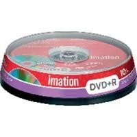 IMA PACK 10 DVD+R IMATION 4,7GB/120MIN