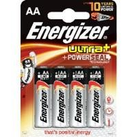ENERGIZER BLISTER 4 PILAS ULTRA PLUS LR6AA REF 624651
