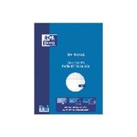OXF REC. 100H A4 90G 4X4 C/M 100430272