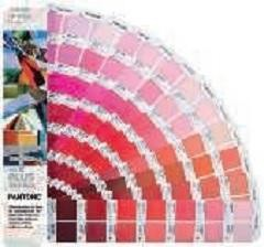 GUIA PANTONE CUATRICOMIA COLOR BRIDGE 224 COLORES 466G.
