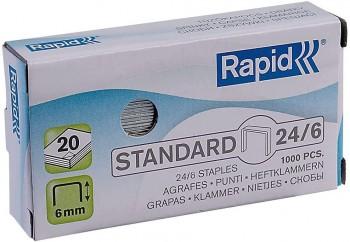 RAPID C.1000 GRAPAS OFICINA 22/6-24/6 GALVANIZADA REF 11700240