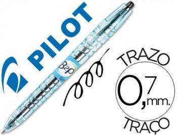BOLIGRAFO PILOT B2P RETRACTIL NEGRO