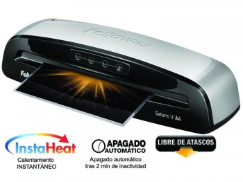 PLASTIFICADORA FELLOWES SATURN 3 A4