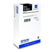 EPS CART INY T7551XL NEGRO C13T755140